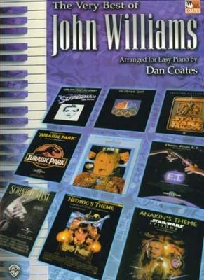 Williams John : Williams John Very Best Of Easy Piano