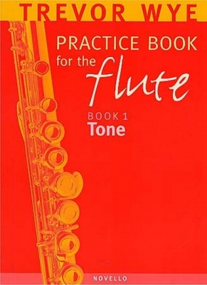 Wye Trevor : Wye Practice Book For The Flute Vol.1