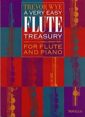 Wye Trevor : Wye Trevor A Very Easy Flute Treasury