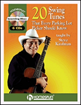 20 Swing Tunes Every Picker Should Know Tab Book 6 Cd's