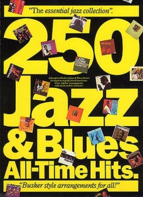 250 All Time Jazz And Blues Hits Mlc