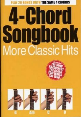 4 Chord Songbook More Classic Hits 20 Songs
