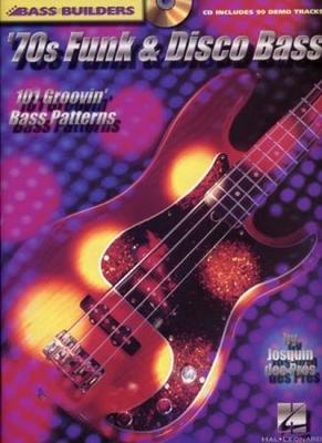 70' S Funk Disco Bass Tab Cd