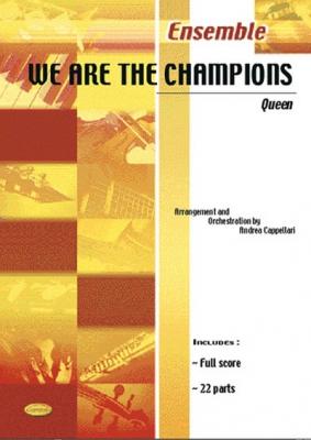Mercury Freddie : We are the champions (flex ensemble)