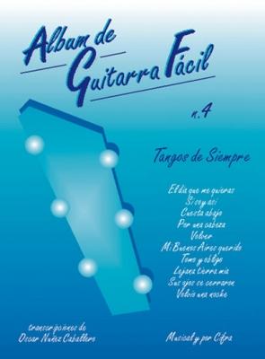 Album De Guitarra Facil N. 4