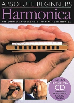 Absolute Beginners Harmonica Cd