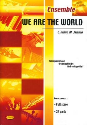 Jackson Michael : We Are The World (flexible ensemble)