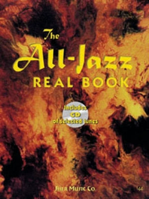 ALL-JAZZ REAL BOOK Bb + CD