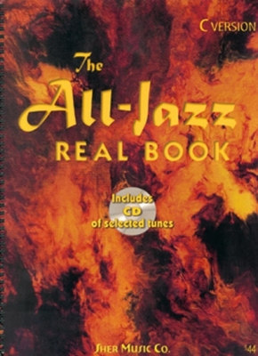 ALL-JAZZ REAL BOOK C + CD