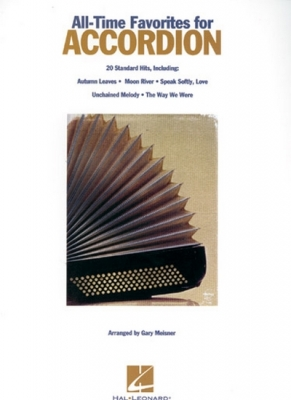ALL-TIME FAVORITES ACCORDION