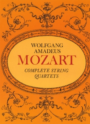 Mozart Wolfgang Amadeus : COMPLETE STRINGS QUARTETS
