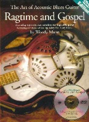 Art Of Acoustic Blues Guitar Ragtime And GospelBook - Dvd
