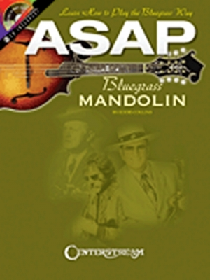 Asap Bluegrass Mandolin Learn How To Play 2 Cd