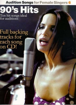 Audition Songs For Female Singers 6 90's Hits