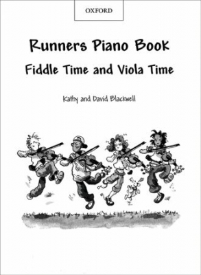 Blackwell Kathy / David : Runners piano accompaniments