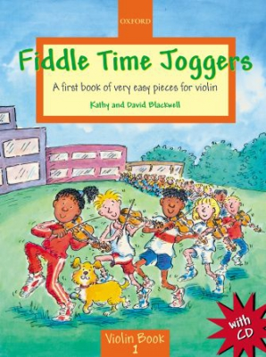 Blackwell Kathy / David : Fiddle Time Joggers + CD