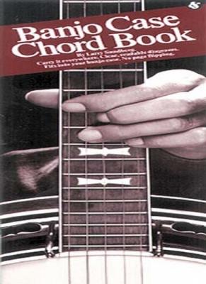 Banjo Case Chord Book Etui