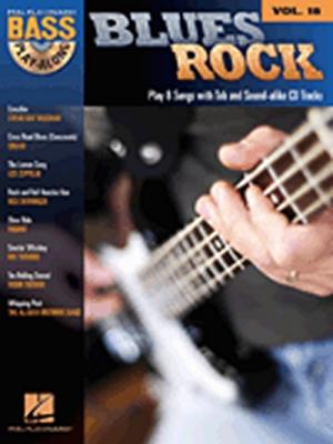 Bass Play Along Vol.18 Blues Rock
