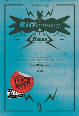 Bass Rifftionary, The (chord songbook)