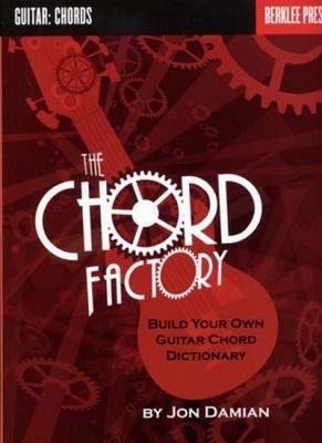 Berklee Chord Factory Guitar
