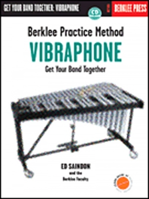 Berklee Get Your Band Together Vibraphone Cd