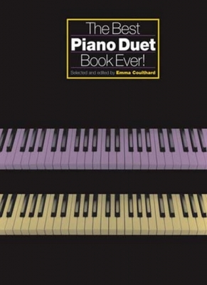 Best Piano Duet Book Ever ! E. Coulthard