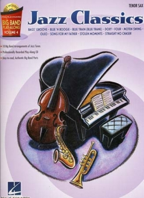 Big Band Play Along Vol.4 Jazz Classics