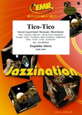 Abreu Zequinha De : Tico-Tico (Bb Bass Solo)