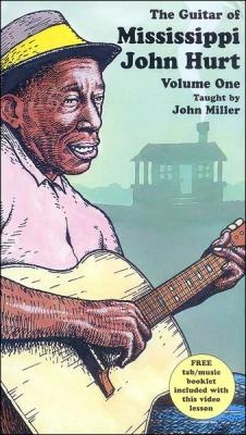 Dvd Mississippi John Hurt Guitar Of Vol.1