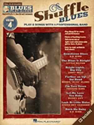 Blues Play Along Vol.4 Shuffle Blues