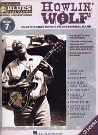 Blues Play Along Vol.7 Howlin' Wolf