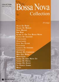 BOSSA NOVA COLLECTION 20 SONGS PVG