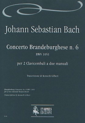 Brandenburg Concerto n. 6 BWV 1051