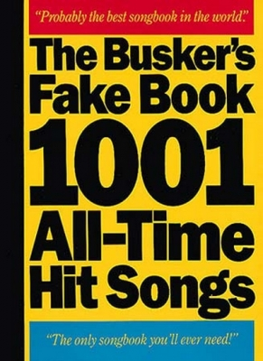 Busker'S Fakebk 1001 All-Time Hit Songs Mlc