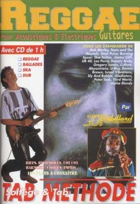 Reggae Guitare Méthode Rebillard