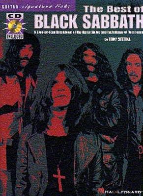 Livres de chansons Black Sabbath - Partition Black Sabbath