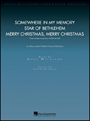 Williams John : Three Holiday Songs (Home Alone) (Orch)