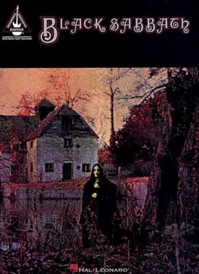 Black Sabbath : Black Sabbath - Guitar Recorded Versions