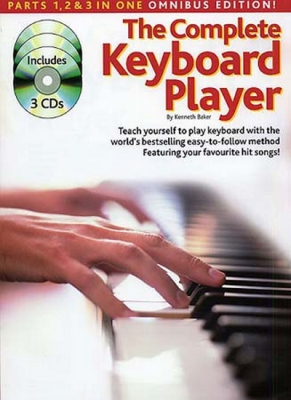 Baker Kenneth : The Complete Keyboard Player: Omnibus Edition (Revised Edition)