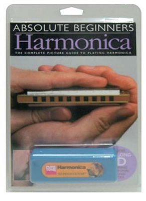 Absolute Beginners : Compact Edition - Book - Instrument Pack
