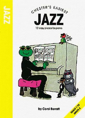 Chester'S Easiest Jazz Carol Barrat