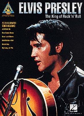 Presley Elvis : The King Of Rock 'n' Roll - Guitar Recorded Versions