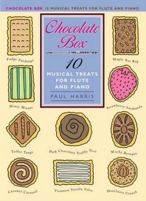 Chocolate Box 10 Musical Treats Flûte/Piano
