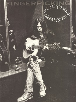 Young Neil : Greatest Hits (Fingerpicking Guitar)