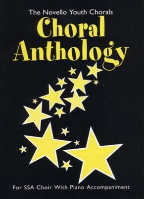 Choral Anthology SSA W/ Piano Acc