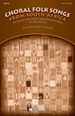 Choral Folk Songs South Africa