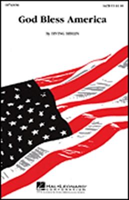 God Bless America (SATB)