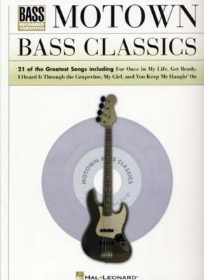 Motown Bass Classics 21 Songs Bass Tab