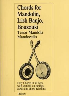 Chords For Mandolin Irish Banjo Bouzouki Mandocello