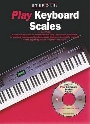 Step One Play Keyboard Scales